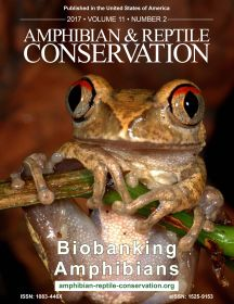 ARC Biobanking Amphibians Issue Cover